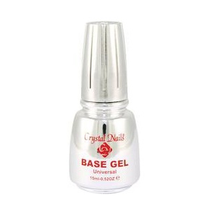 Crystal Nails - BASE (alap) GEL UNIVERSAL - 15ml