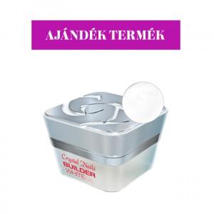 Ajándék - CN - BUILDER WHITE I. - FEHÉR ÉPÍTŐ ZSELÉ - 5ML - 1DB