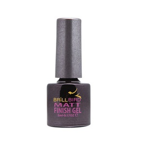 Brillbird - MATT FINISH GEL – MATT FEDÕZSELÉ - 5ml