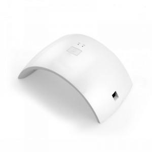 BN - LED lámpa - szenzoros - Időkapcsolós - 24 W