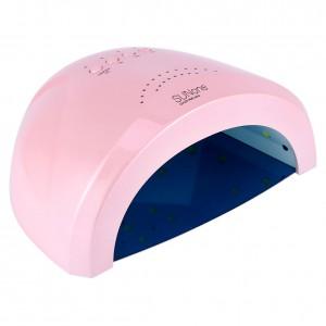 BN - LED lámpa - 24/48W kombinált - Időkapcsolós - Pink