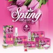 Crystal nails - Bestseller Colors Spring készletek