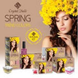 Crystal Nails - Trend Colors Spring készletek
