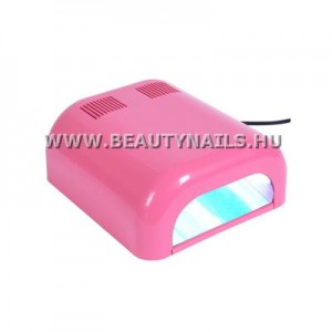 BN - Alagút UV Lámpa - 4x9W - Rózsaszín - Akciós!