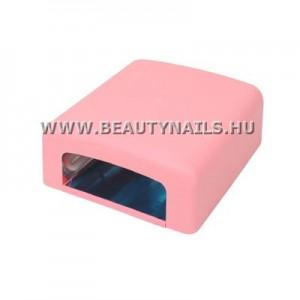 BN - Alagút UV Lámpa - 4x9W - Világos Rózsaszín - Akciós!